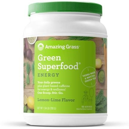 Amazing Grass Green Energy Powder