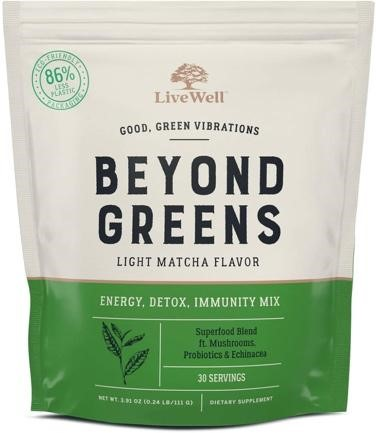 Beyond Greens Concentrated Superfood Powder
