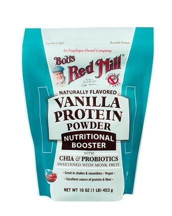 Bob's Red Mill Nutritional 16 oz. Vanilla Protein Powder