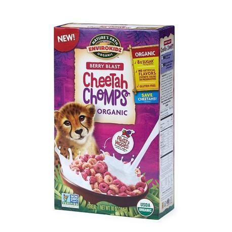 Cheetah Chomps