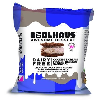 Coolhaus Ice Cream Sandwich