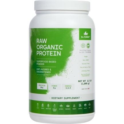 Dr. Forest Organic Hemp Protein