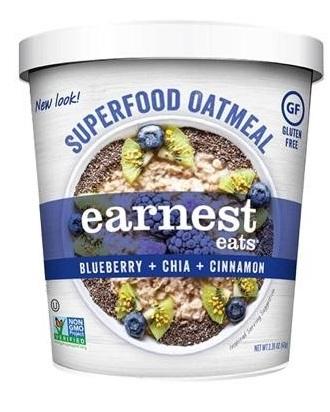 Earnest Foods Superfood Oatmeal