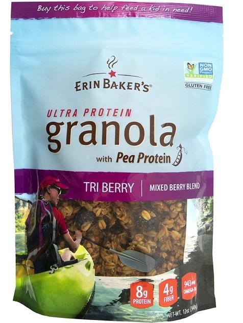 Erin Baker's Ultra Protein Granola