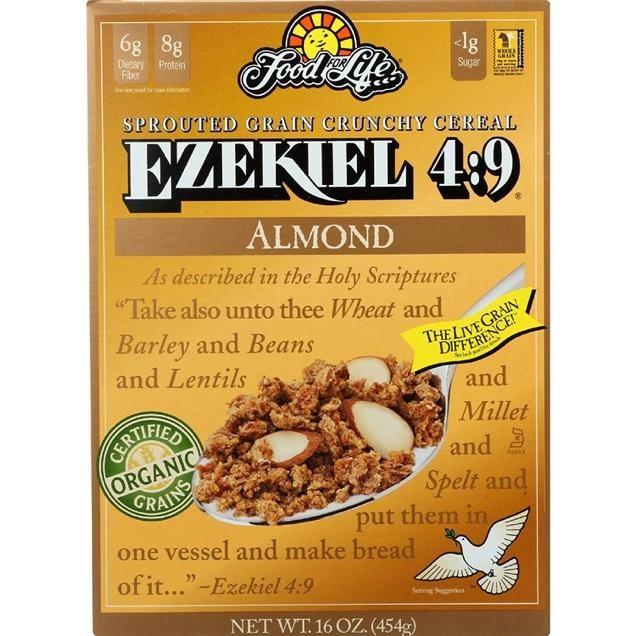 Ezekiel 49 Organic Grain Cereal