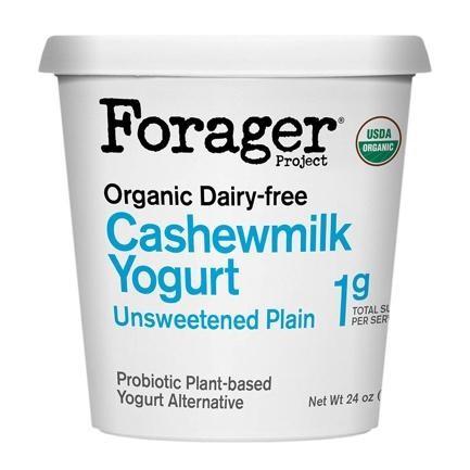 Forager Project Organic Dairy Free Cashewmilk Yogurt