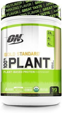Gold Standard Pea Protein