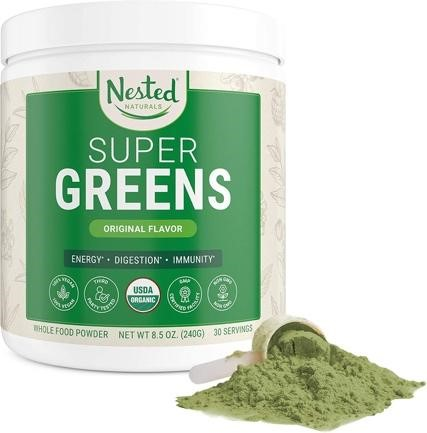 Nested Super Greens