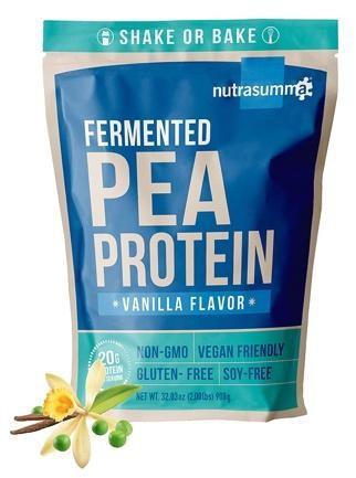 Nutrasumma Fermented Pea Protein