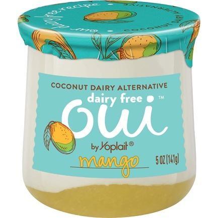 Oui Dairy-Free Coconut Yogurt
