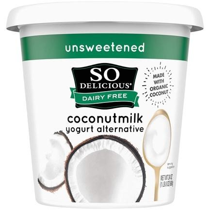 SO Delicious Coconut Yogurt