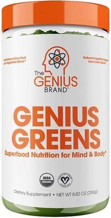 The Genius Brand Greens