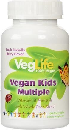 Vegan Kids' Multivitamins