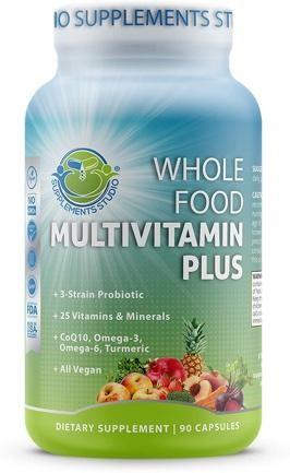 Whole Food Multivitamin Plus