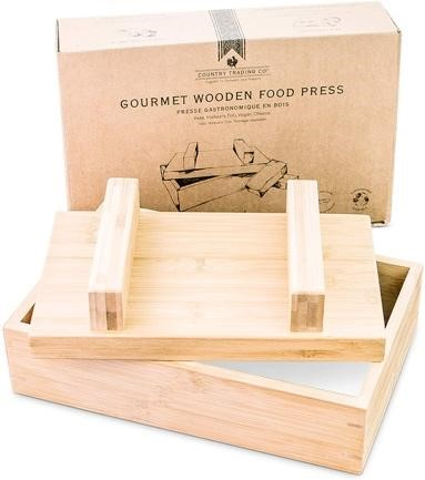 Wooden Tofu Press