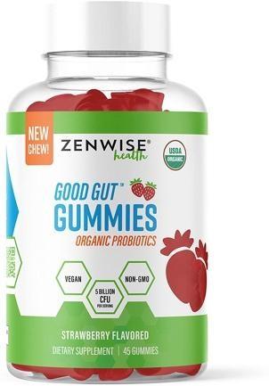 ZenWise Gummies