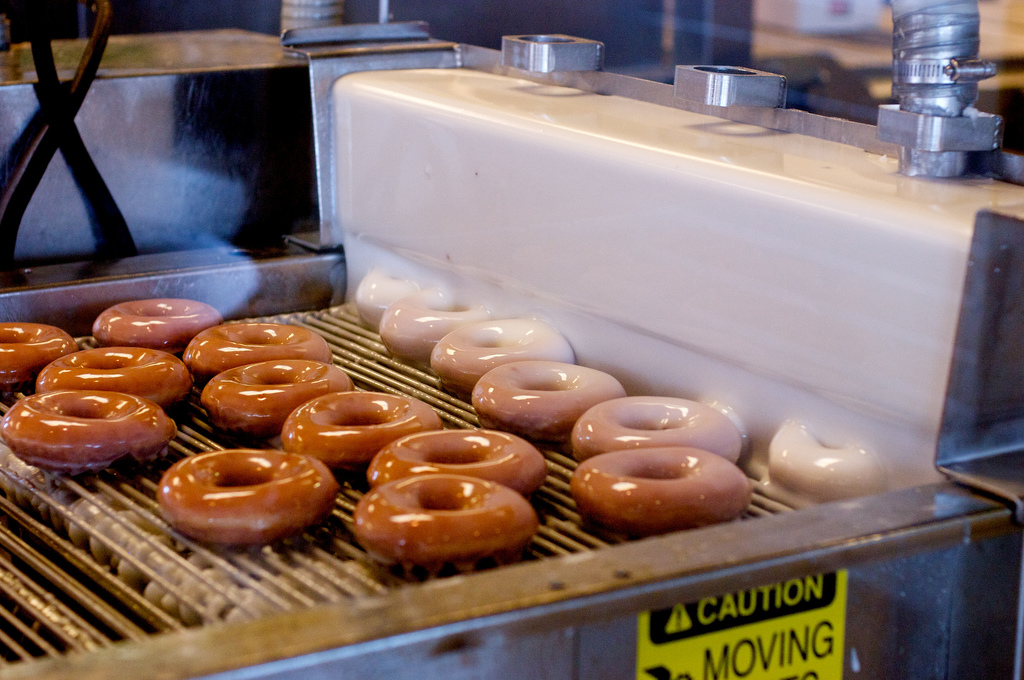 Donut Production