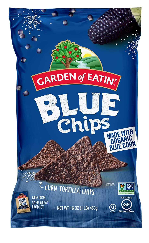 Garden of Eatin Blue Corn Tortilla Chips
