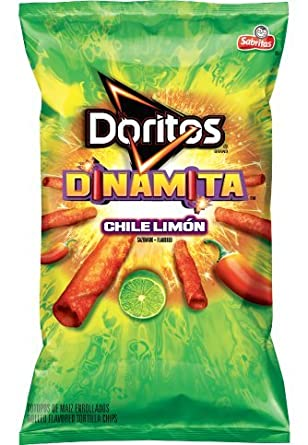 Dinamita Chile Limon Doritos