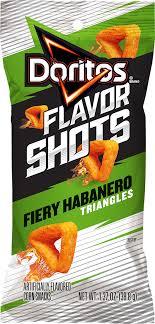 Doritos Flavor Shots