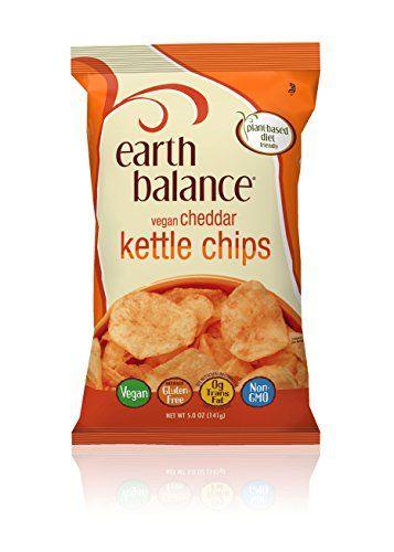 Earth Balance Cheddar Chips