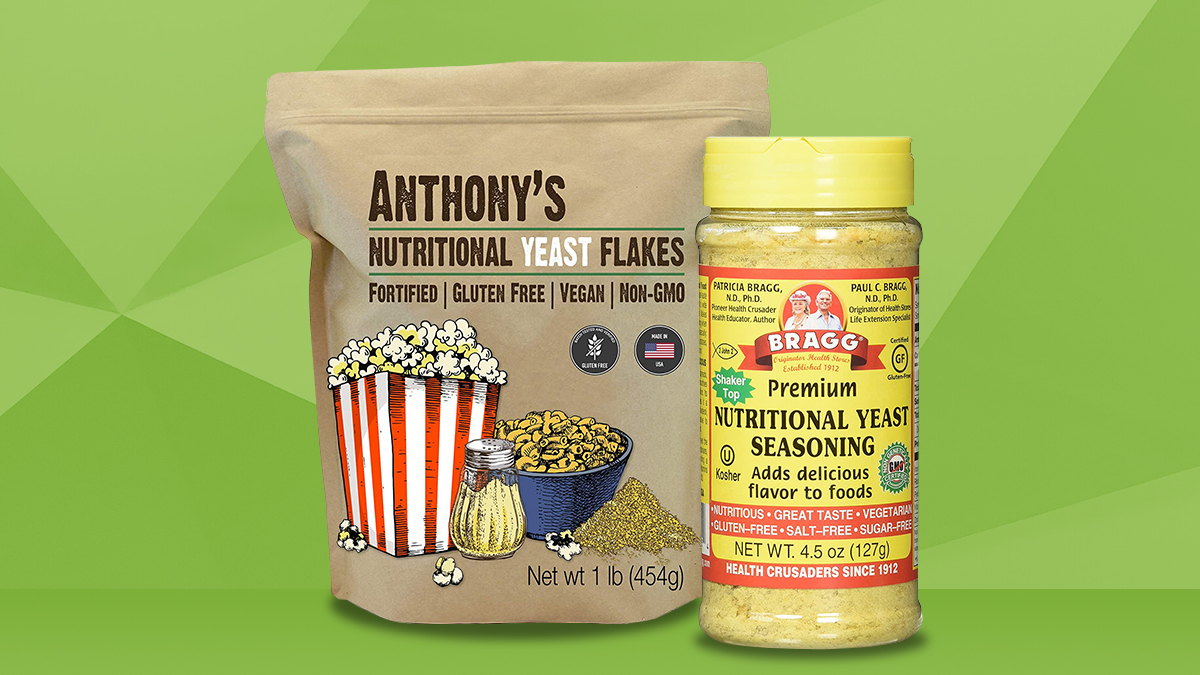 Fortified Nutritional Yeast
