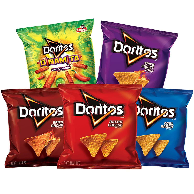 Are Doritos Vegan?