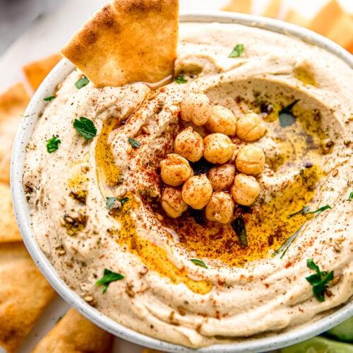 Is Hummus Vegan?
