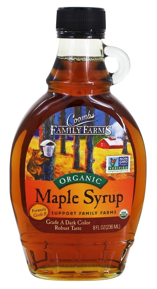 Maple Syrup Coombs