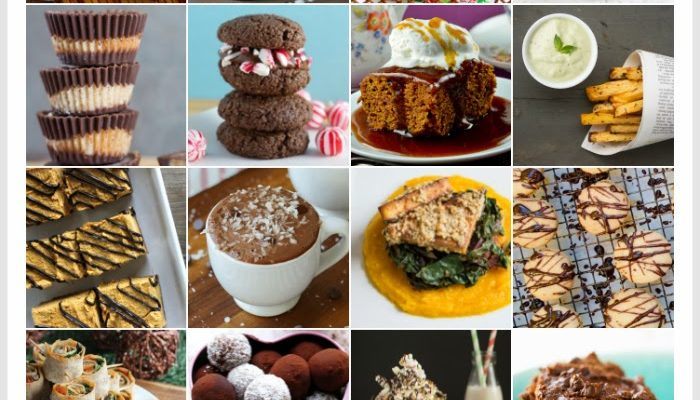 50+ Vegan holiday recipes by finding vegan bloggers