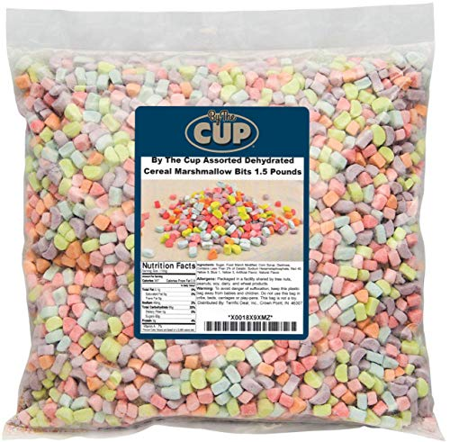 By the Cup Cereal Marshmallows