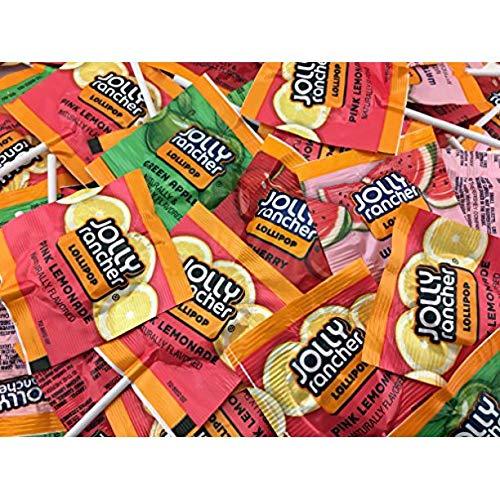 Jolly Rancher Lollipops