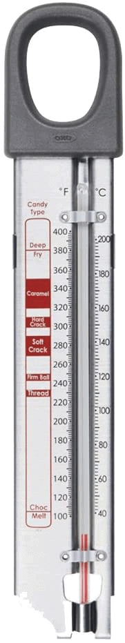OXO Good Grips Glass Candy Thermometer