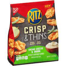 Ritz Sour Cream and Onion