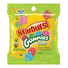 Starburst Sour Gummies