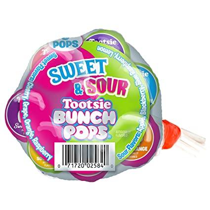 Tootsie Bunch Drops
