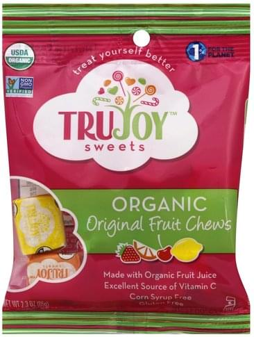 Trujoy Fruit Chews