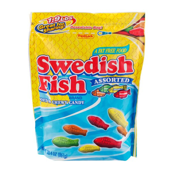 Swedish Fish Soft & Chewy Assorted